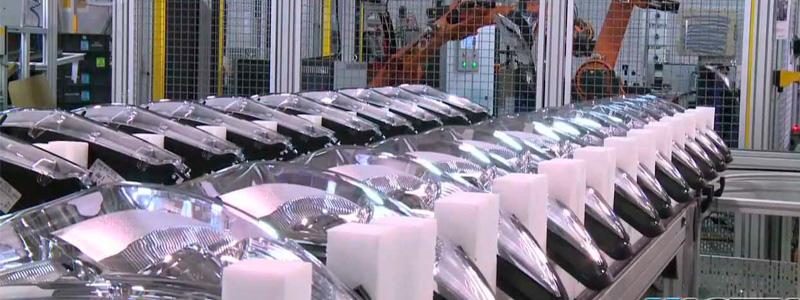 Производство авто оптики